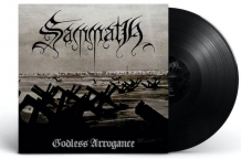 Godless Arrogance (black vinyl)