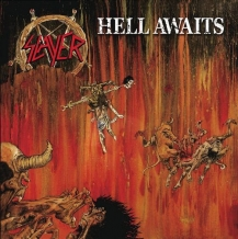 Hell Awaits (black vinyl)