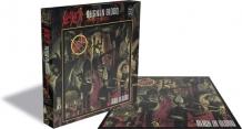 Slayer Reign in Blood puzzel
