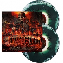 The Repentless Killogy Live 2LP (ink spot vinyl)