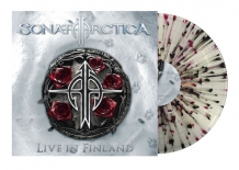 Live in Finland 2LP - coloured vinyl -