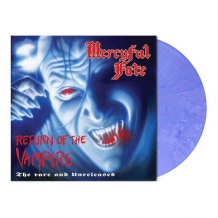 Return of the Vampire (sheer violet blue vinyl)