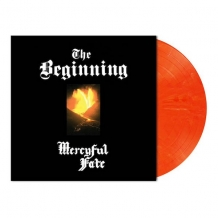 The Beginning (fluorescent orange white vinyl)