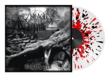 Odalheim (white, red & black splatter vinyl)